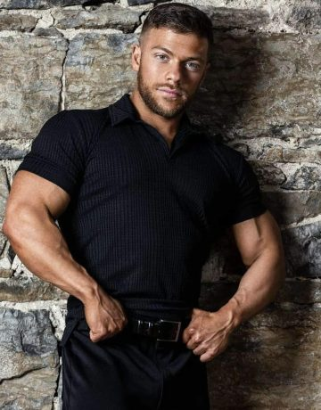 Brodybuilding Fitness Adam